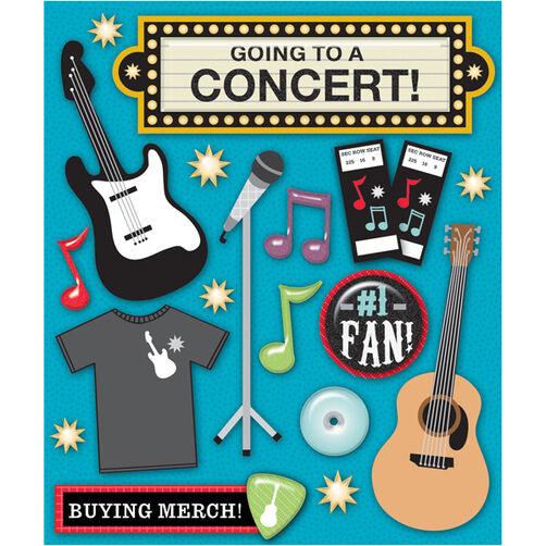 Concerts Sticker Medley_30-588332