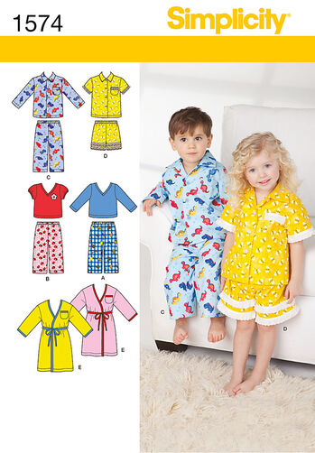 Toddlers' Loungewear