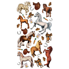 Harvest Ponies Classic Stickers_SPCLS301