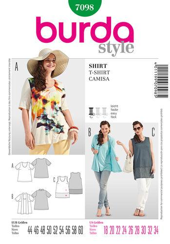 Burda Style T-Shirt