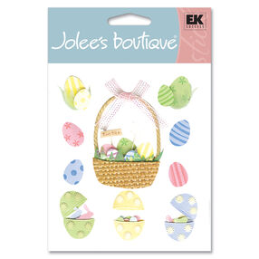 Egg Basket Stickers_SPJB053