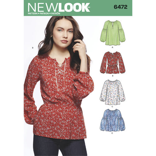 Discover our range of women's tops, including blouses and tunics for day looks and off-shoulder stunners for going out. Free delivery available from New Look.