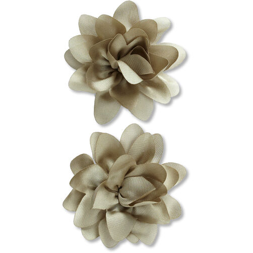 Tan Satin Mum Embellishments_50-60330