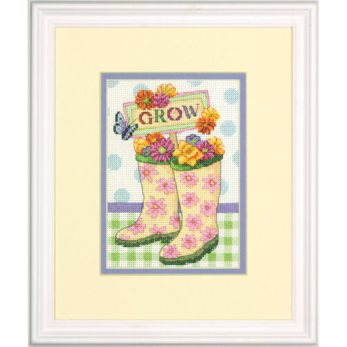 Grow Counted Cross Stitch_70-65127