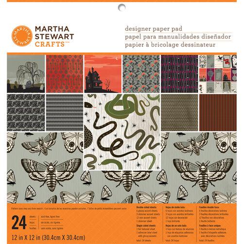 Gothic Manor 12 x 12 Paper Pad_48-20301