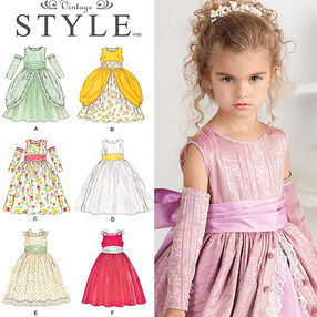Child's Special Occasion Dress