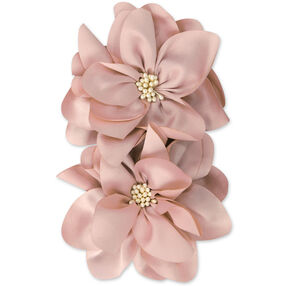 Peach Flower Embellishments_50-50507