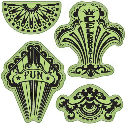 Fun Circus Party Stamps_65-32028