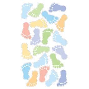 Foot Prints - Boys Epoxy_52-20106