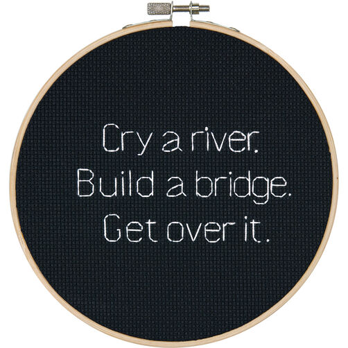 Cry a River, Counted Cross Stitch_70-74700