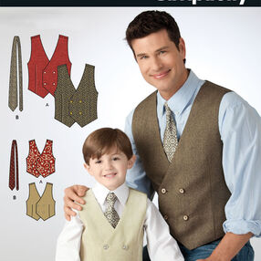 It's So Easy Boy's and Men's Vest