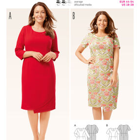 B6675 Women's Shirt and  Dress