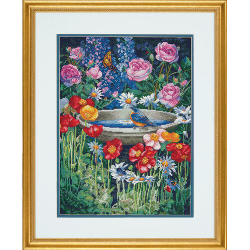 Garden Reflections Counted Cross Stitch_70-35288