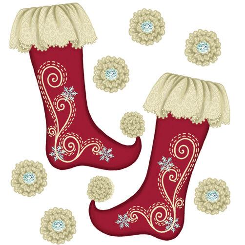 Christmas Stocking Stickers_50-21312