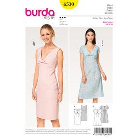Burda Style Pattern B6530 Misses' Top Shift Dress