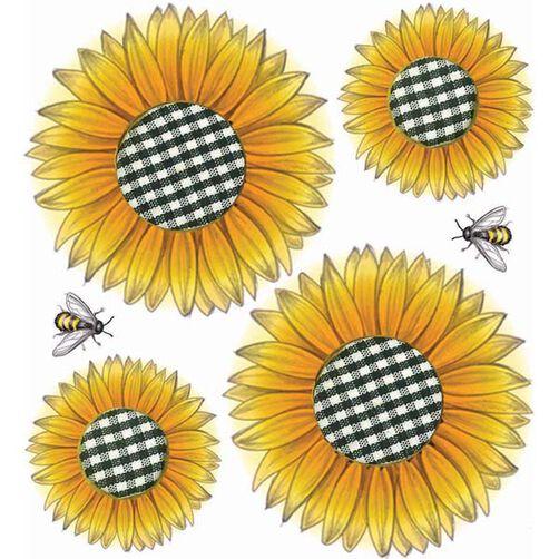 Sunflowers Stickers_SPJB618