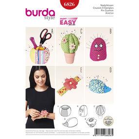 Burda Style Pattern 6826 Creative