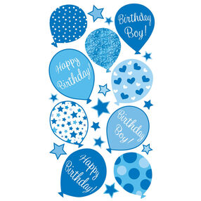Birthday Boy Stickers_52-00711