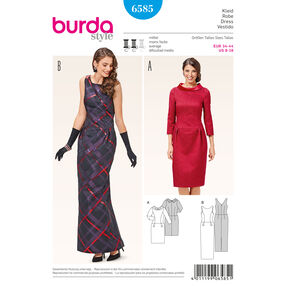 Burda Style Pattern 6585 Dress