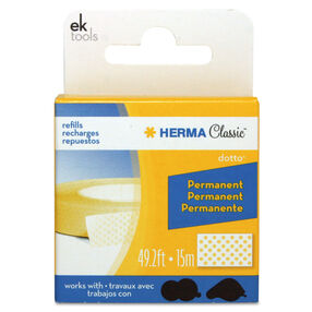 HERMA Dotto Permanent Dot Adhesive Refill  _55-01026