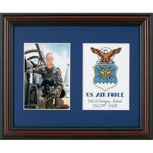 Military Pride, Counted Cross Stitch_35160