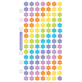 Jelly Flowers Classic Stickers_SPCS04