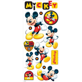 Mickey Large Stickers_53-60006