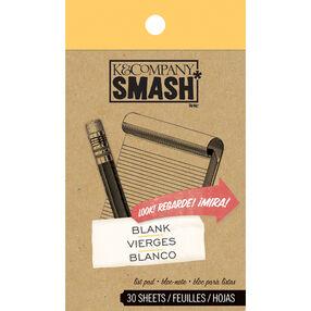 Blank SMASH Pad_30-629929