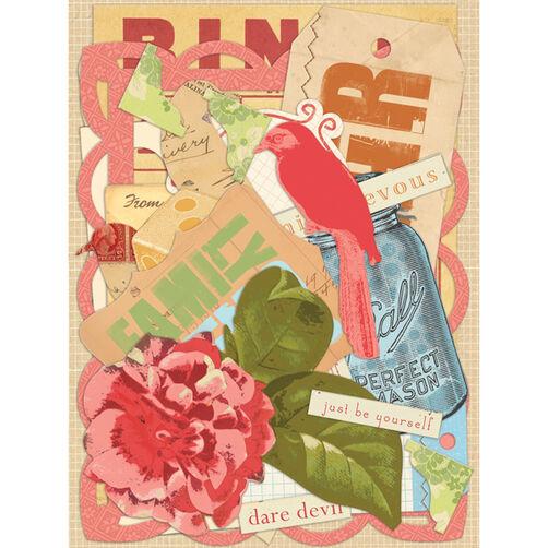 Handmade Die-cut Cardstock_30-442344