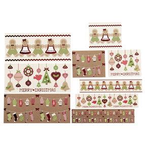 Cottage Christmas Beverage Labels_48-30150