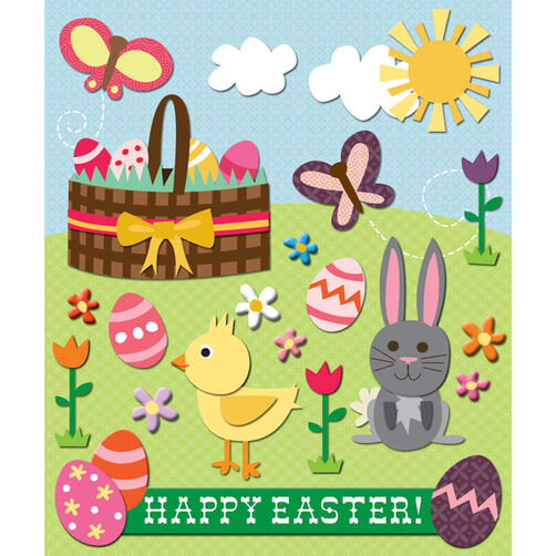 Easter Sticker Medley_30-587090
