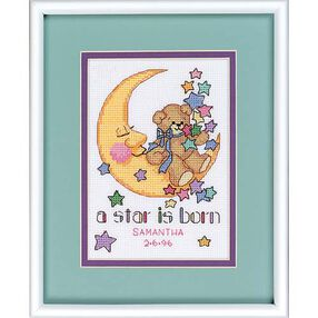 A Star is Born, Counted Cross Stitch_16625