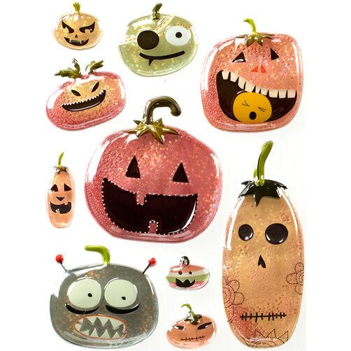 Carolyn Gavin Halloween Jack-o'-Lantern Stickers_30-675995