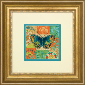 Butterfly Pattern, Needlepoint_71_07243