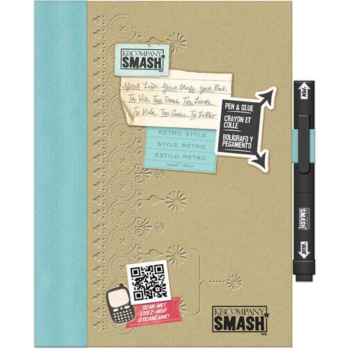 Retro Blue SMASH Folio_30-615007
