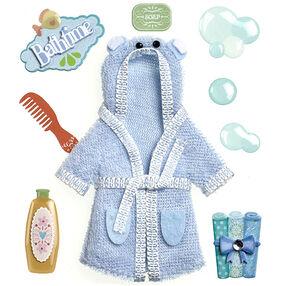 Baby Boy Bath Time Stickers_50-21605