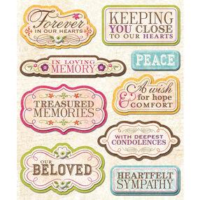Funeral Sticker Medley_30-586932
