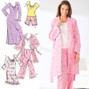 Misses' Sleepwear