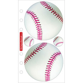 Photo Stickers Baseballs_SPPH15