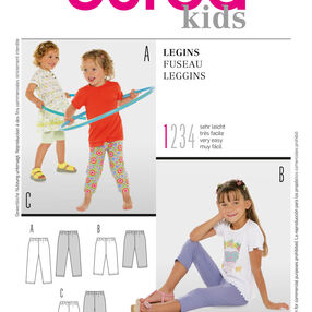 Burda Style, Leggings