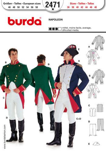 Burda Style, Napoleon