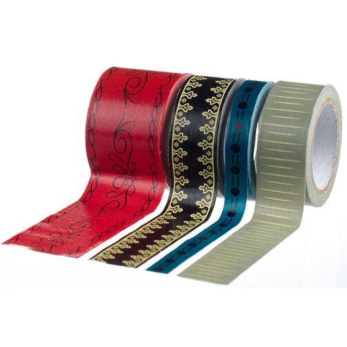 Gothic Manor Paper Tape_48-20275