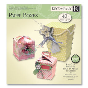 Parcels & Packages Formal Paper Crafting Pad_624900
