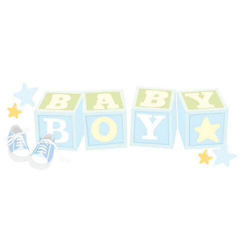 Baby Boy Title Stickers_SPJT232