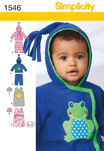 Babies' Knit Separates