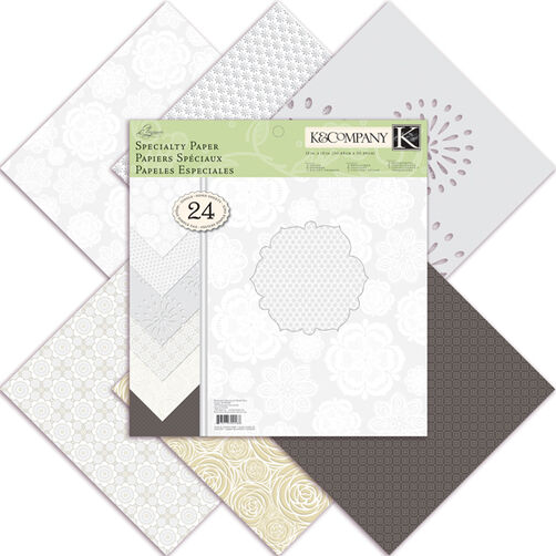 Elegance Specialty Paper Pad  _30-302587