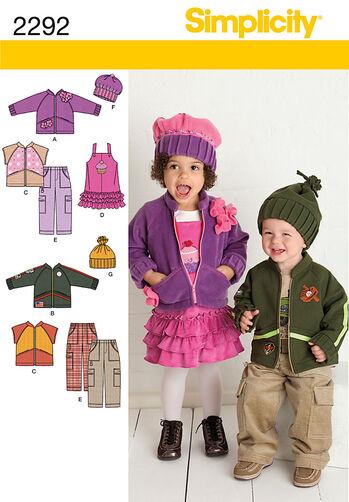 Toddlers' Sportswear