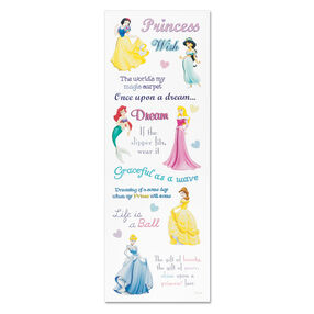 Princess Phrase Sticker_DPHRP01
