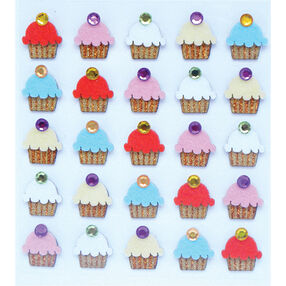 Cupcakes Repeat Stickers _50-20704
