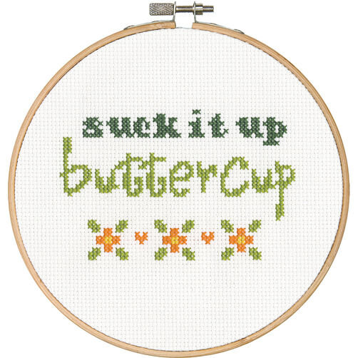 Buttercup, Counted Cross Stitch_70-74633